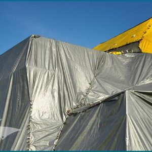 Heavy Duty Industrial Tarps for Sale