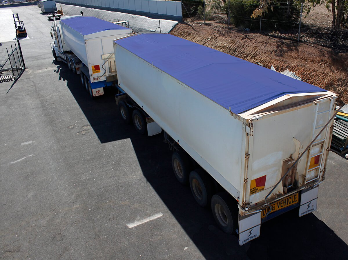 Truck Rolltarp for Sale