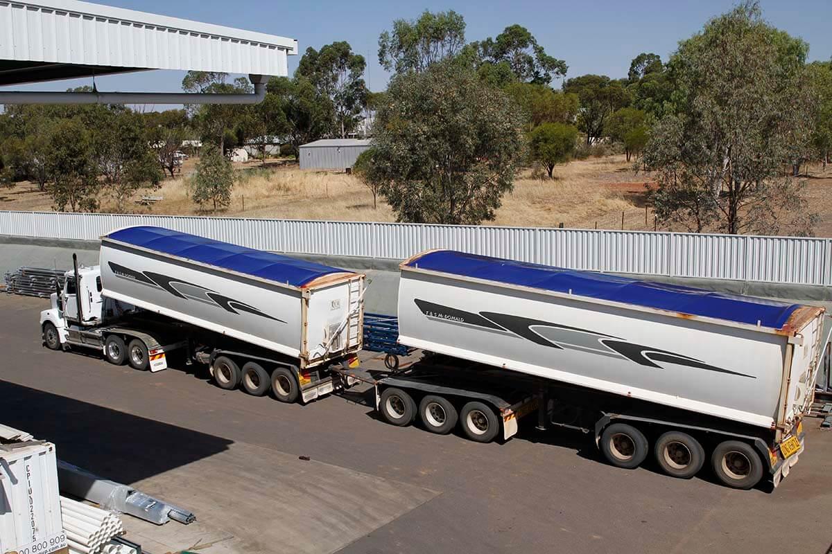 Truck Rolltarp 3