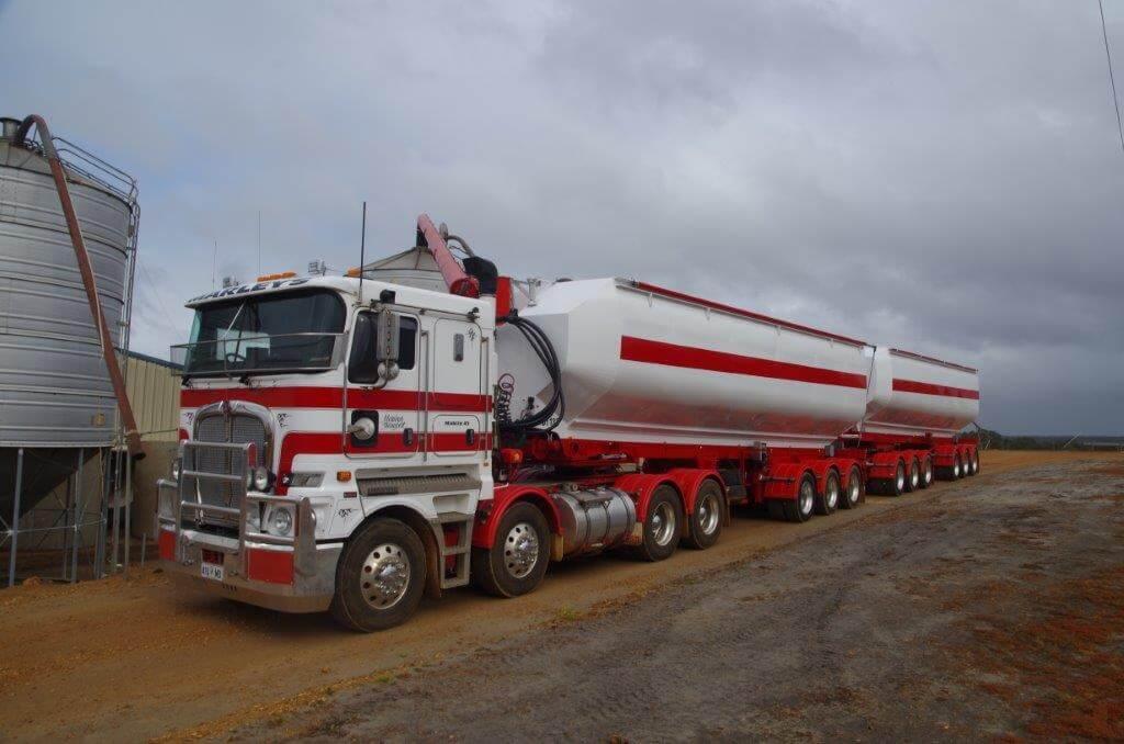 Truck Rolltarp