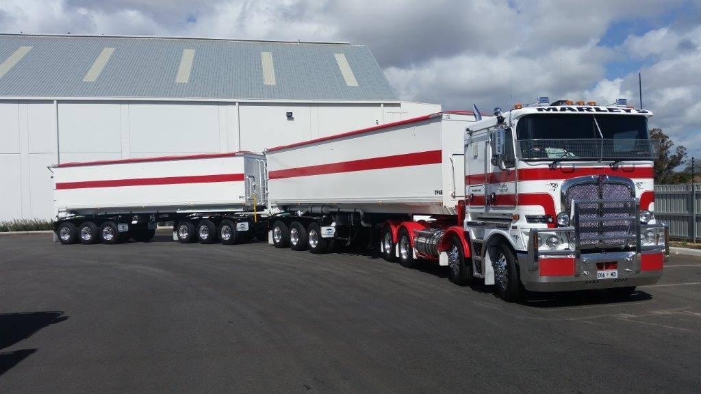 Transport Tarps & Covers