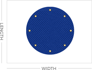 Round Image Size