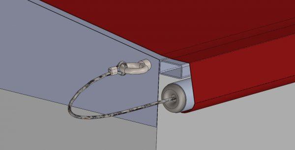 Rolltarp Spring Kit Assembly