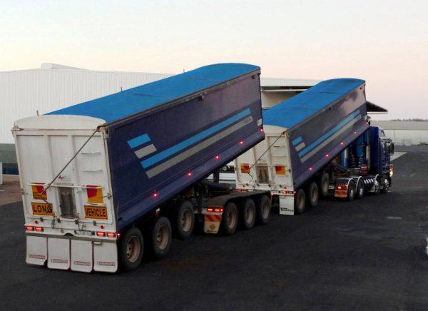 Truck Rolltarp 4