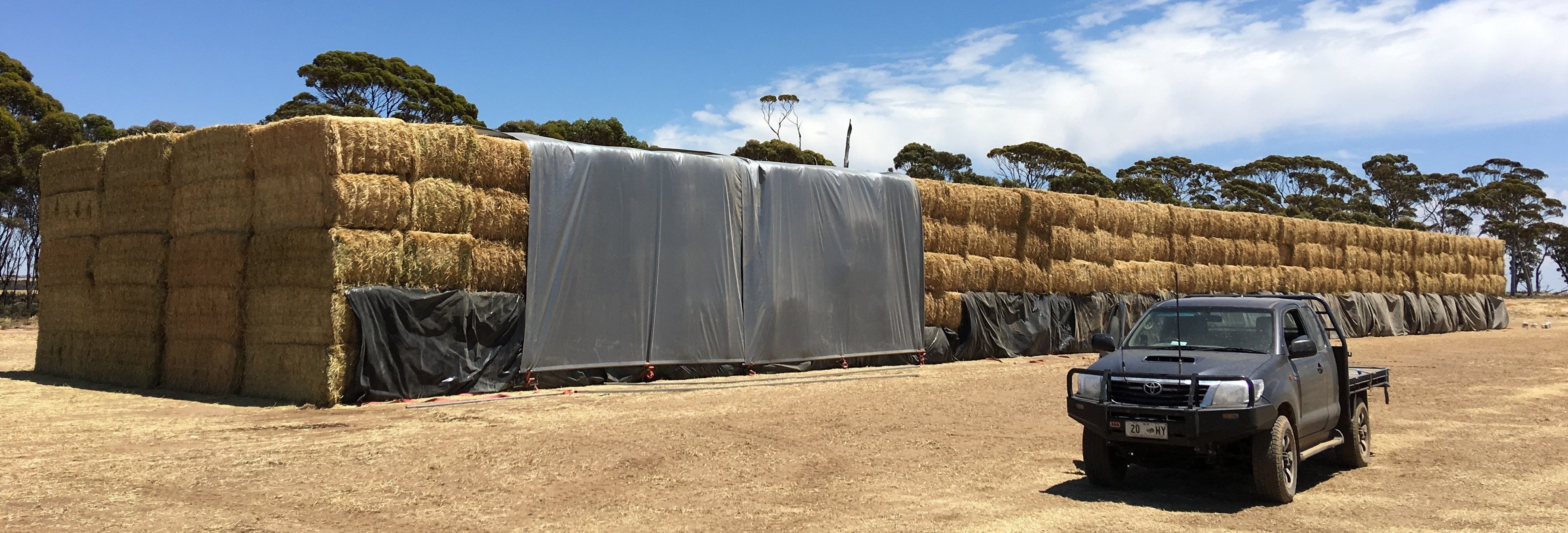 hay tarps, Westarp Hay Tarps – Keep your Hay Protected from Weathering, Westarp, Westarp
