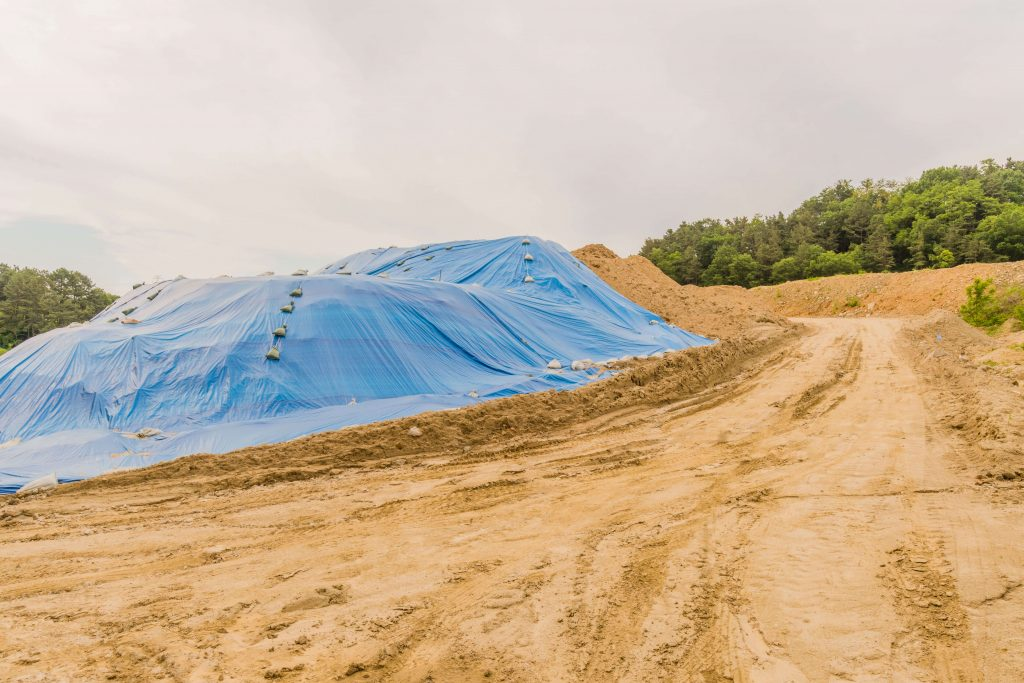 Heavy Duty Tarps for Construction, Agricultural, Industrial