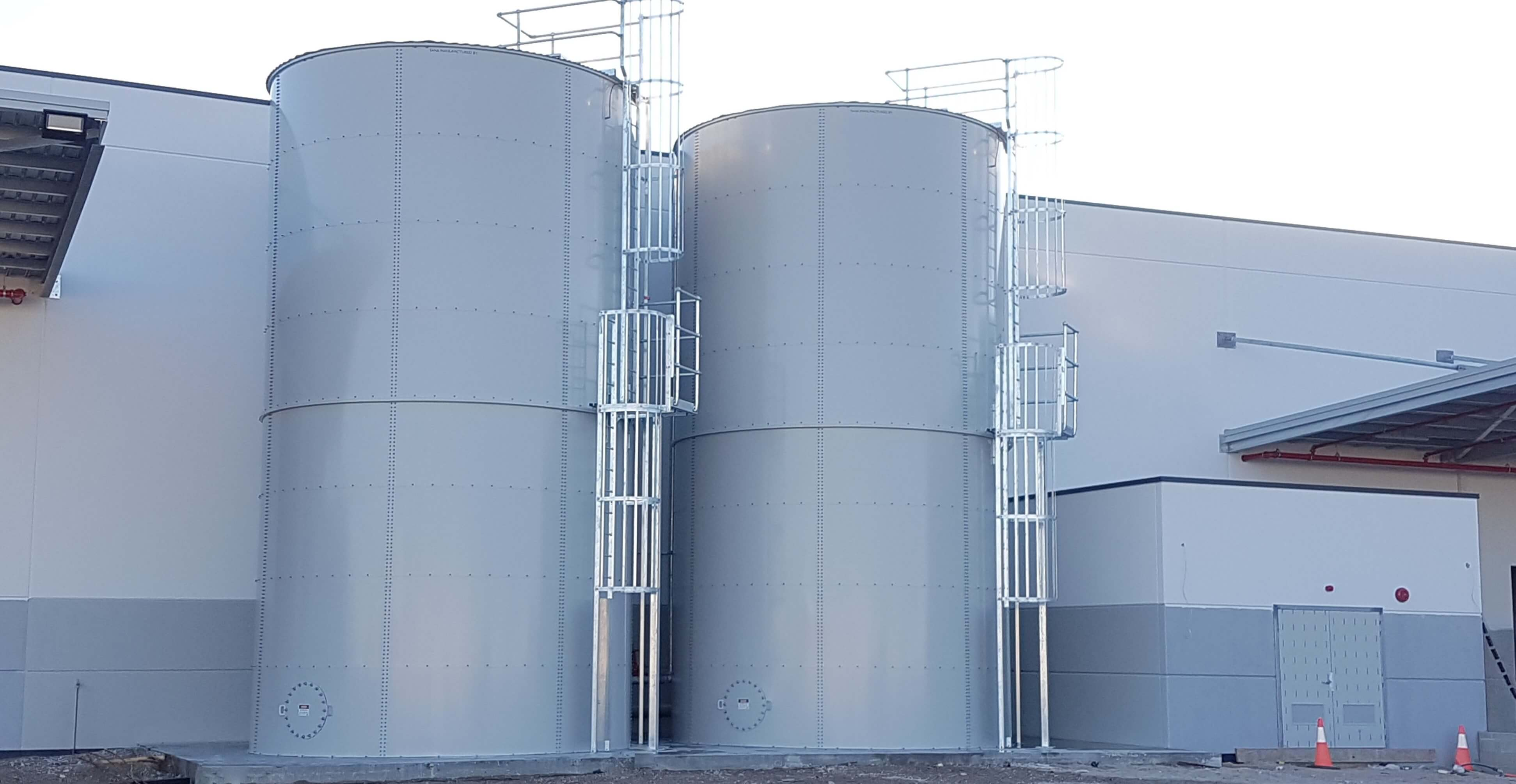 Water Tank Liners