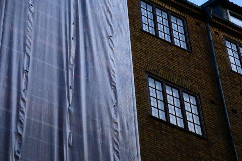 construction tarps