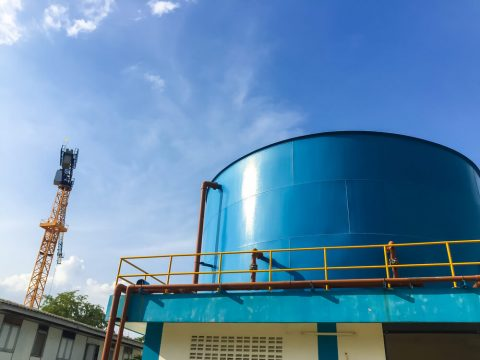 industrial water tank liner