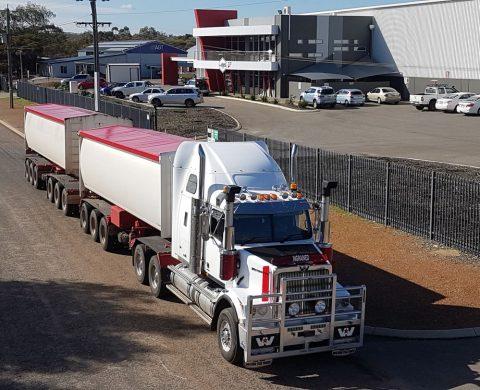 Truck Roll Tarp Australia