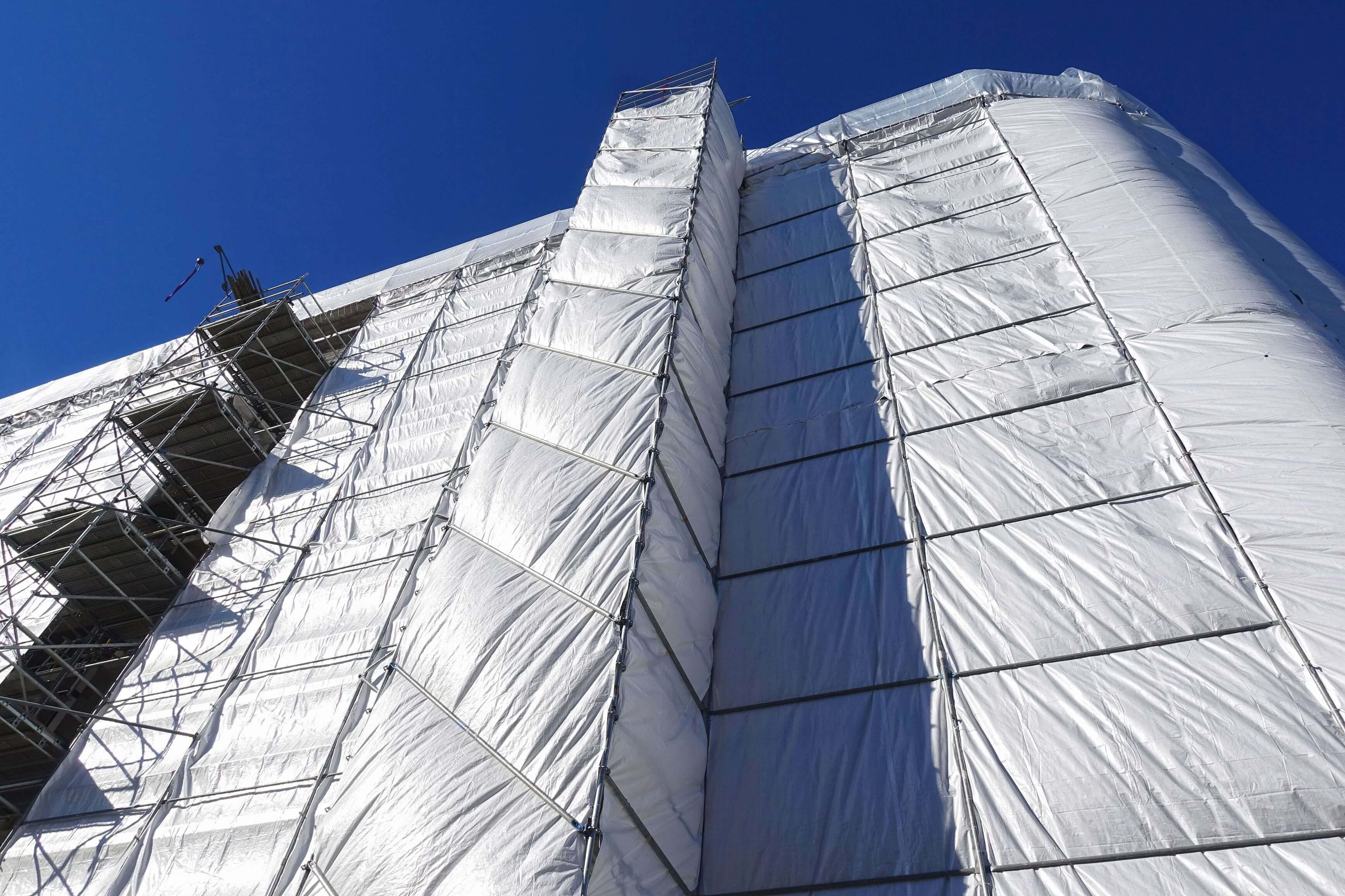 building and construction tarps